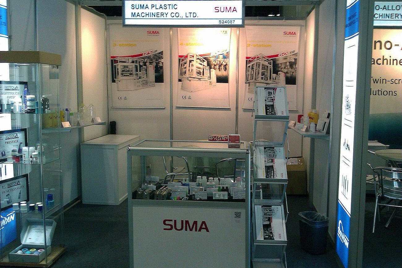 Suma Injection Blow Molding Machine Events